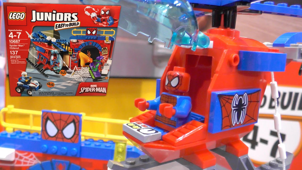 Lego Duplo Juniors And Classic 2015 Sets New York Toy Fair Youtube
