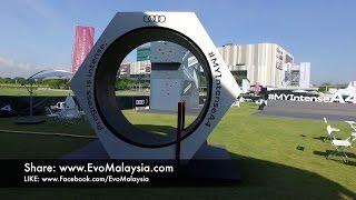 Evo Malaysia com | 2017 Audi A4 IntenCity