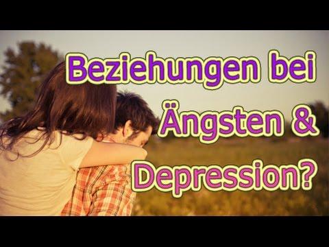 VLog #292: Beziehungen bei Angst, Depression, ...? | Zuschauerfrage