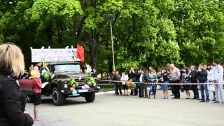 9 мая 2014,Ровеньки,Луганская обл.,Украина. Парад Победы!!!(, 2014-05-09T14:13:12.000Z)
