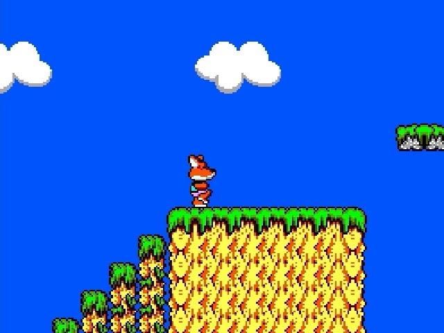 Jouez à Psycho Fox sur Sega Master System