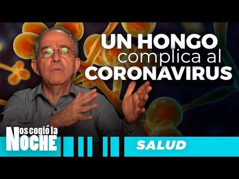 Un HONGO Viene A COMPLICAR Al CORONAVIRUS, Oswaldo Restrepo - Nos Cogió La Noche