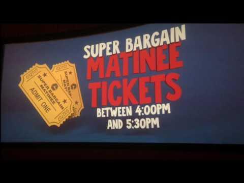 Carmike Cinemas Movie Price Buster & Policy Trailer Compilation 2011-2016