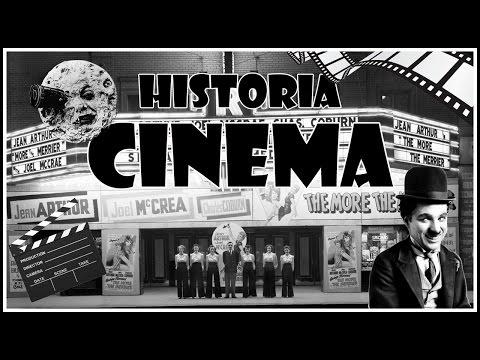 Uma Breve História do Cinema