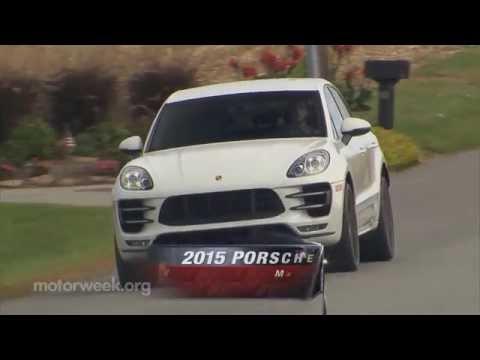 MotorWeek   Road Test: 2015 Porsche Macan