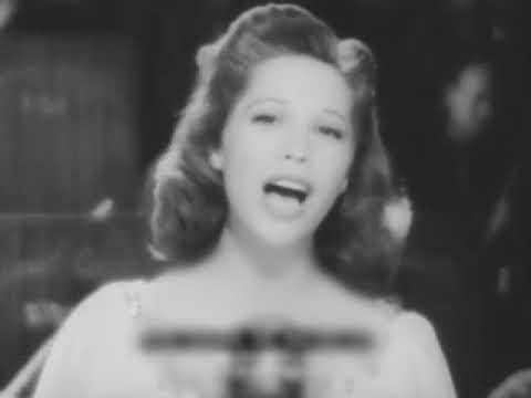 Dinah Shore  Night and Day 1940s
