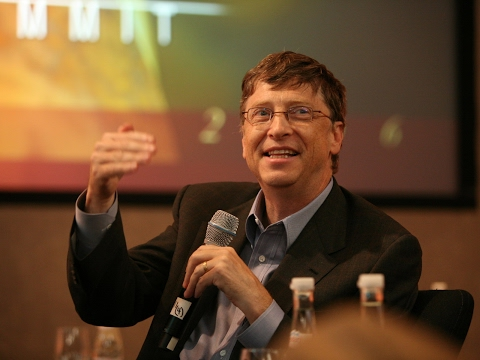 Bill Gates Could Become World's First Trillionaire - 2017