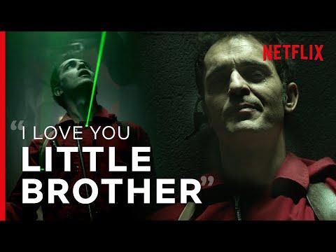Money Heist/La Casa de Papel   Berlin's Death Scene (English)   Netflix