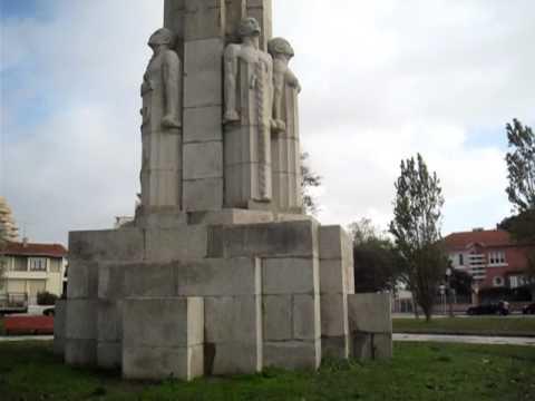Porto - Portugal - Praça do Império