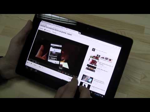 Chrome Beta - Browser Test on Android Tablet