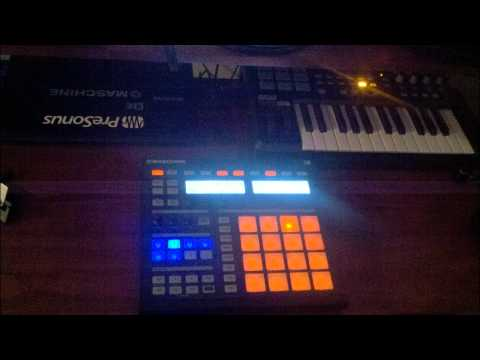 MASCHINE sampled beat Francis Lai Live for Life