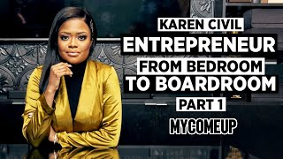 Karen Civil on Being An Intern For Hot97 with Angie Martinez To Securing Backstreet Boys As a client