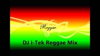 DJ i-Tek Live Reggae Mix
