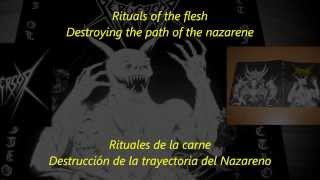 "Perversor -  "" Nameless Creature ""  (Subs Español + English Lyrics )"