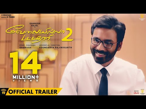 Velai Illa Pattadhaari 2 - Official...