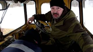 Трактор К-701 Кіровець | Огляд, Тест-драйв, Історія створення | Pro Автомобілі СРСР. Іван Зенкевіч
