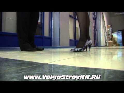 видео: Как Выложить плитку Облицовка мозаикой Затирка швов Волга Строй НН