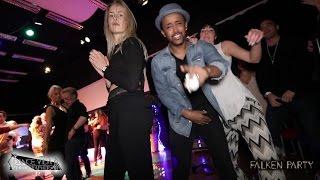 Video Canon 5d mark 4 - Nicolina, Zerjon and Nina at Falken Party