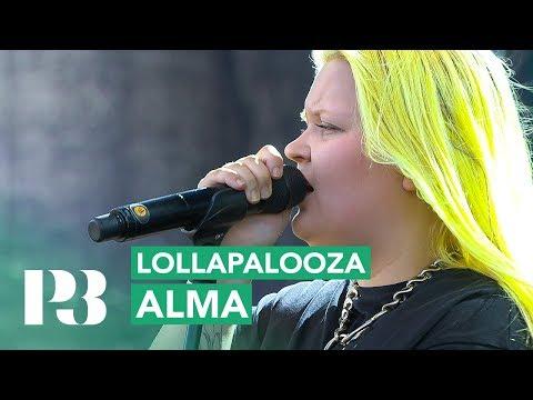 ALMA - Lonely Night (live Lollapalooza 2019) / Sveriges Radio P3