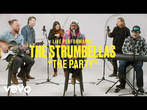 Смотреть клип The Strumbellas - The Party