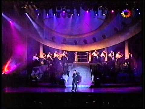 LUIS MIGUEL VIVO  ARGENTINA 97 DVD TOUR ROMANCES (VERSION REMASTERIZADA)