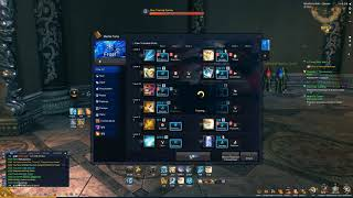 Blade & Soul - Warrior Skills Preview  300MS  + Simplified Mode