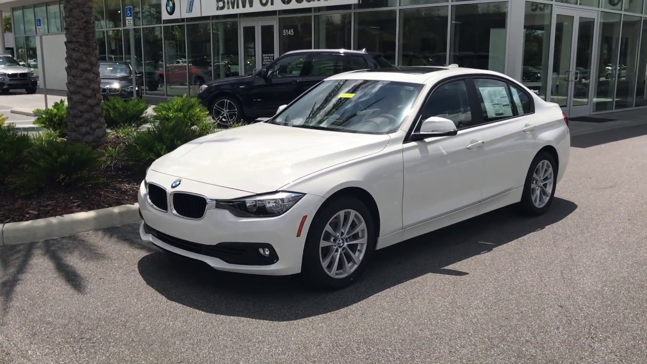 2017 Bmw 320i Lease Special Of Ocala Walkaround Review
