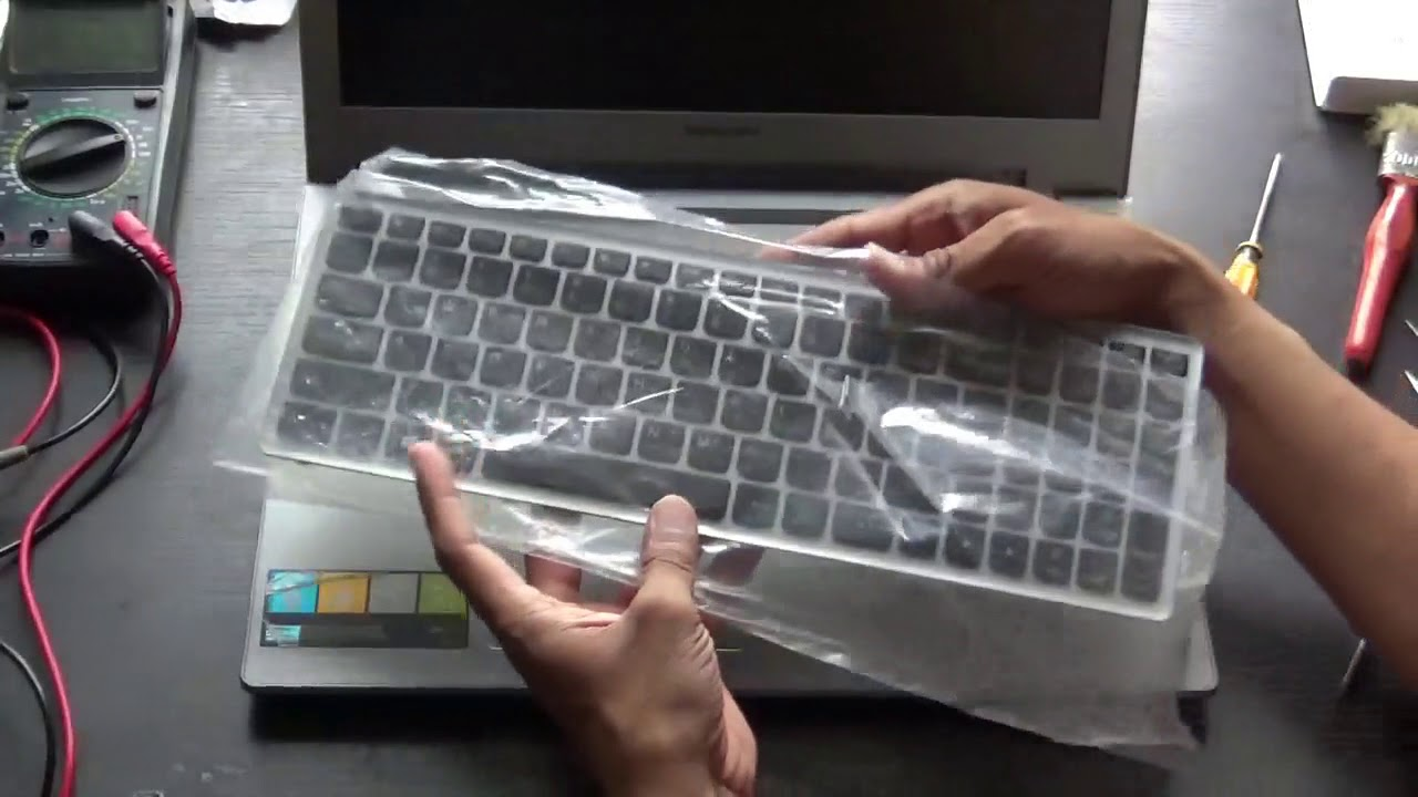 LENOVO IDEAPAD Z510 KEYBOARD REPLACEMENT