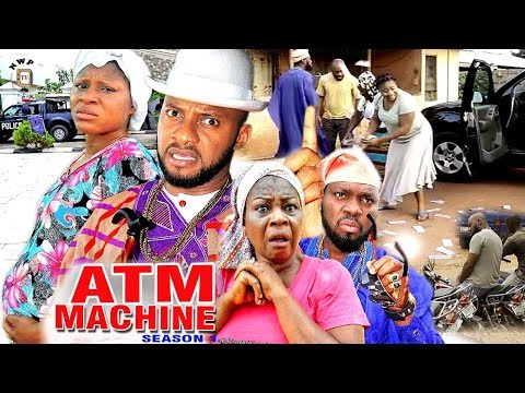 ATM Machine Season 1 - Yul Edochie 2017 Latest Nigerian Nollywood Movie Full HD 1080p