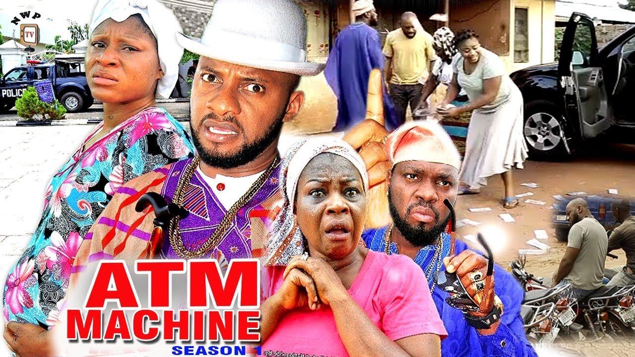 Download ATM Machine Season 1 - Yul Edochie 2017 Latest Nigerian Nollywood Movie Full HD 1080p