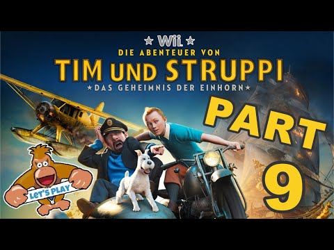 Die Abenteuer von Tim und Struppi: Das Geheimnis der Einhorn Wii Let s Play Part 9 from YouTube · Duration:  29 minutes 23 seconds