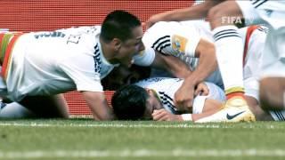 Match 6: Mexico v New Zealand Promo FIFA Confederations Cup 2017