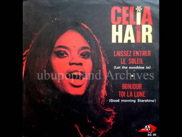 Celia - Laissez entrer le soleil - Great French female hippy soul bongo 70s