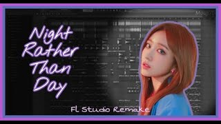 Instrumental Remake | Night Rather Than Day (낮보다는 밤) - EXID …