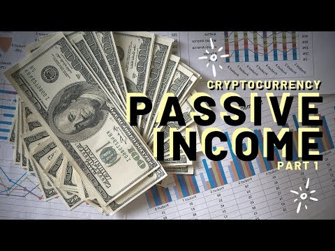 Passive Income with Crypto! Staking, Masternodes, Airdrops, Forks, Lightning Node