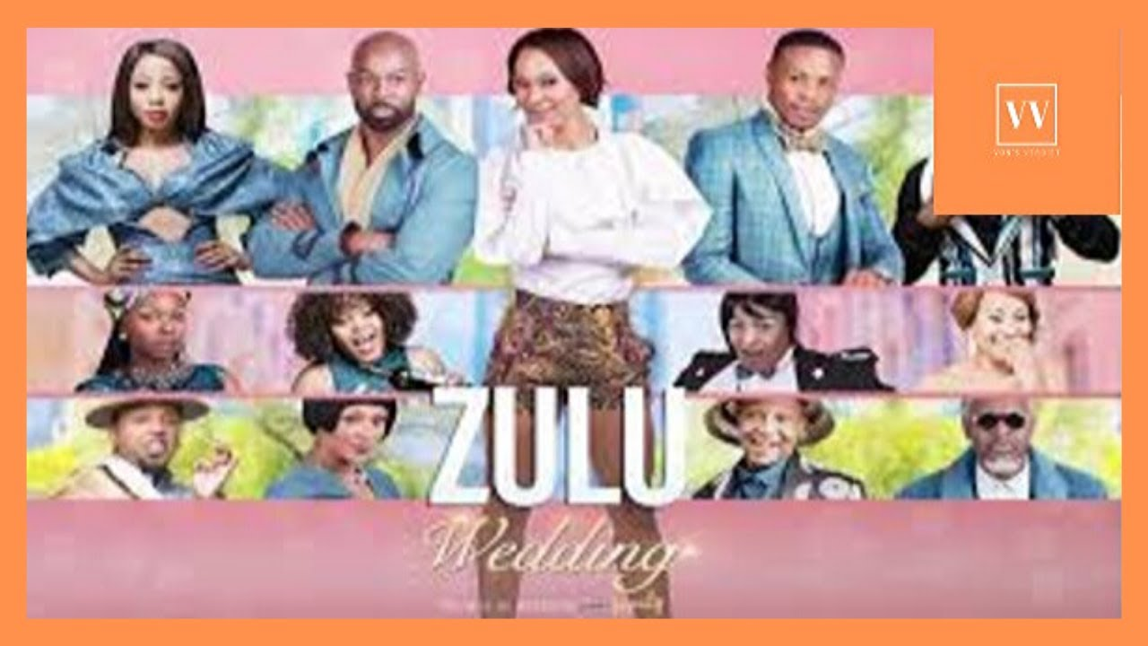 Download #7 ZULU WEDDING *review*   South African Movies  12 DAYS OF VLOGMAS / HALALMAS    @vonsverdict