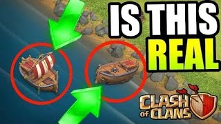 Misteri COC - Mengejutkan! Penampakan Perahu Terdampar di Clash of Clans