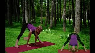 Йога для избавления от усталости