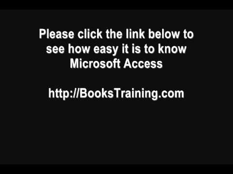 Microsoft Access Seminars - MS Access Training Seminar - YouTube