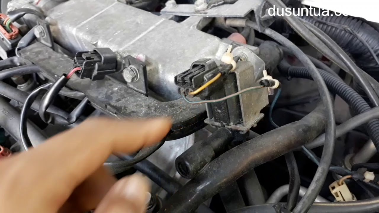 Wira auto 4g15 injection with FICD