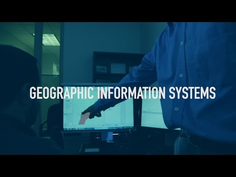 Geographic Information System (GIS) Services - JMT Technology Group