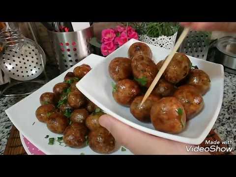 ممبار بوبس و طريقة قلب الممبار بسهولة من مطبخ مروة الشافعى