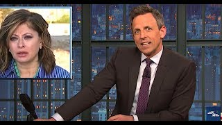 Seth Meyers Taunts Donald Trump For Keeping Antsy Fox Host On The Phone