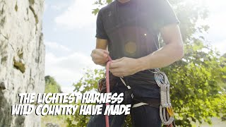 Wild Country Mosquito - A Super Lightweight Harness