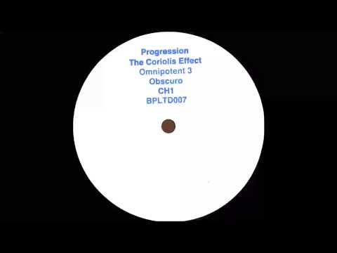Progression - Obscuro [BPLTD007]