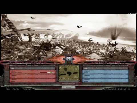 DOW Ultimate Apocalypse Mod | AI 3v3 (Chaos)