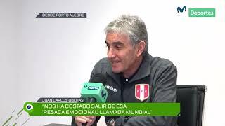 Selección Peruana: Juan Carlos Oblitas habla sobre la Copa América y el debut contra Venezuela