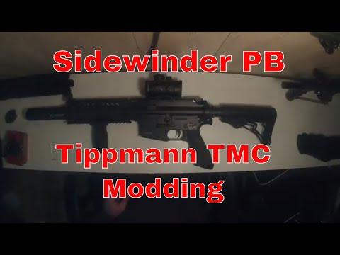 Tippmann TMC Modding