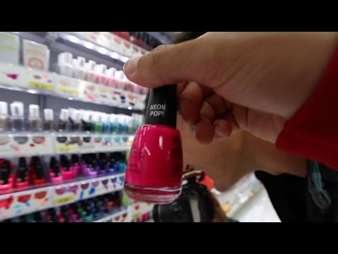 Walmart Pink Lure Challenge