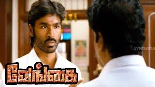 Venghai   Movie Scenes   Dhanush and his Gang decides to kill Prakash Raj   Dhanush Emotional Scene